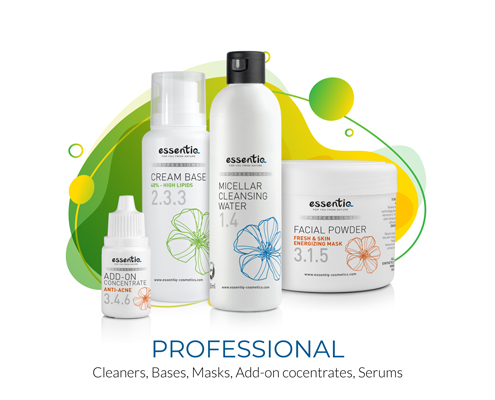 Essentiq Cosmetics - Manufacturer of High Quality Organic