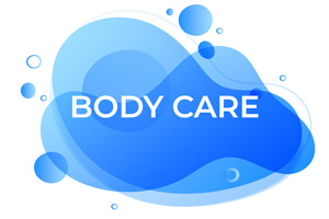 Body Care - Menu
