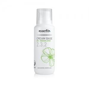 2.3.2 Cream Base 20% - Medium Lipids - Essentiq