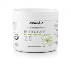 2.5 Natural Oclusive Butter Base - Essentiq
