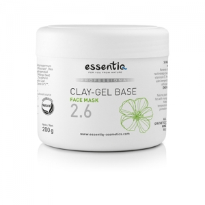 2.6 Clay-Gel Face Mask Base - Essentiq