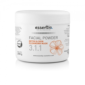 3.1.1 Detox & Skin Cleansing Mask - Essentiq