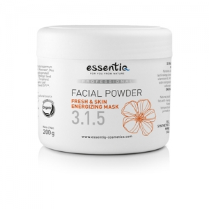 3.1.5 Fresh & Skin Energizing Mask - Essentiq
