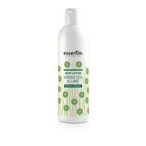 Body Lotion - Green Tea & Lime - Essentiq