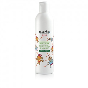Body Lotion - Aloe Vera & Mango - Essentiq