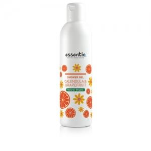 Shower Gel - Calendula & Grapefruit - Essentiq