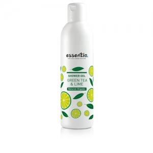 Shower Gel - Green Tea and Lime - Essentiq
