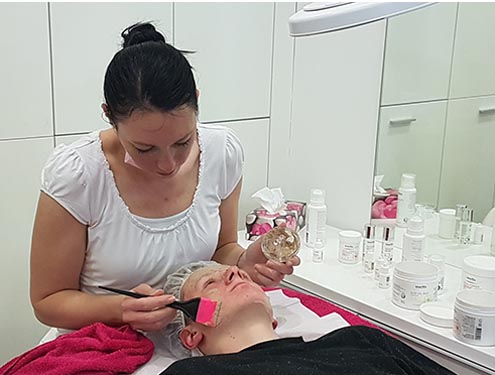 Personalized Skin Care Treatment