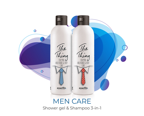 Men Care Essentiq