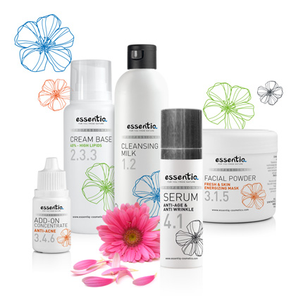 Professional Cosmetics Products
